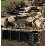 Pump Vault for Pond-free Water Features, Max -3