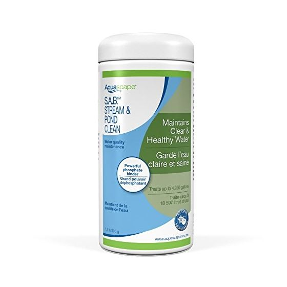 98900 SAB Stream Pond Clean Water Treatment, 1.1-P