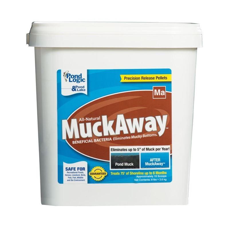 Muck Away Pellets, 8 lbs