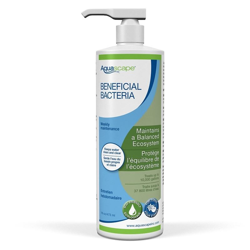 Liquid Beneficial Bacteria for Pond and Water Feat