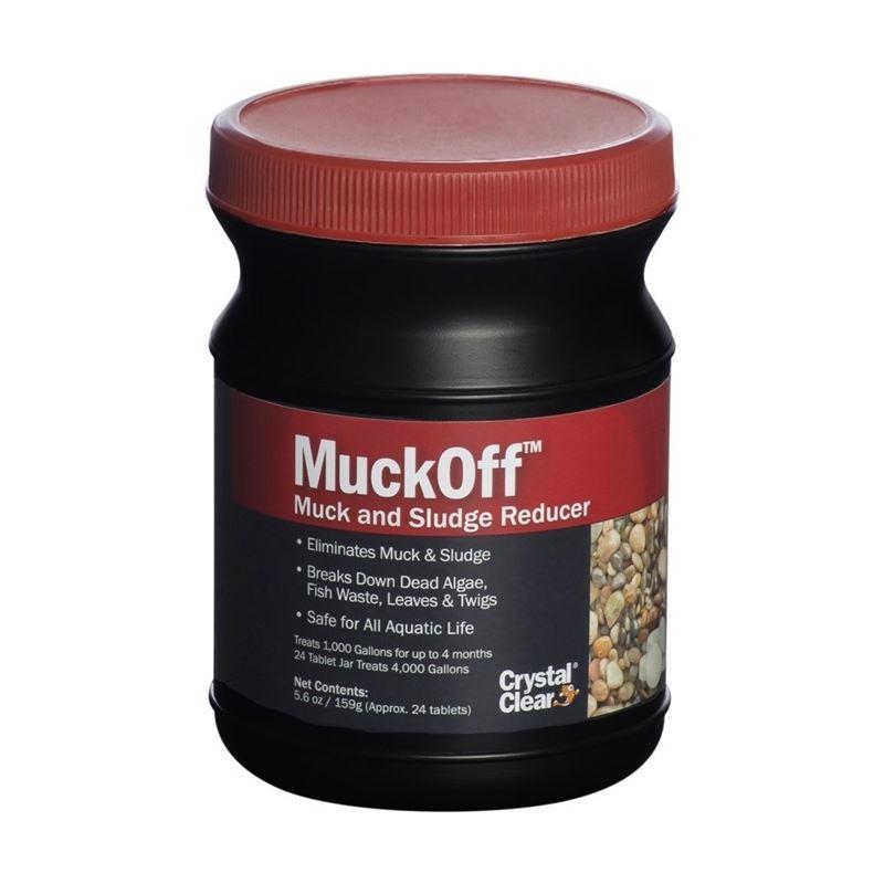 MuckOff, 24 Tablets