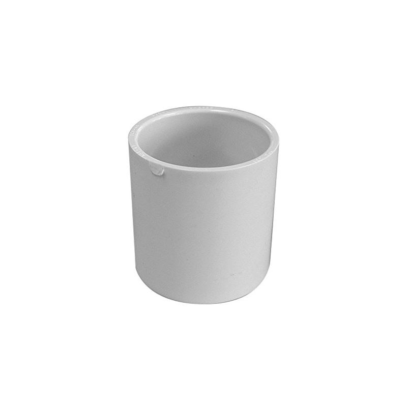 29162 PVC Coupling Slip 2 And For Pond Water Featu