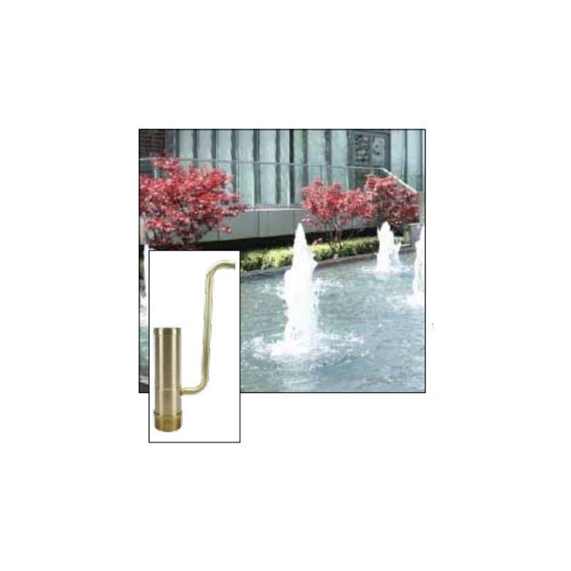 "ProEco N111 1-1/2"" Foam Jet Fountain Nozzle"