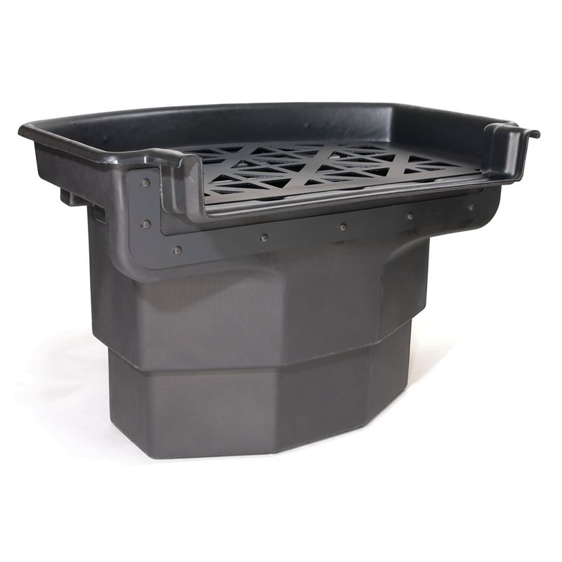 Pond Filter and Waterfall Spillway, 26-Inch Spillw