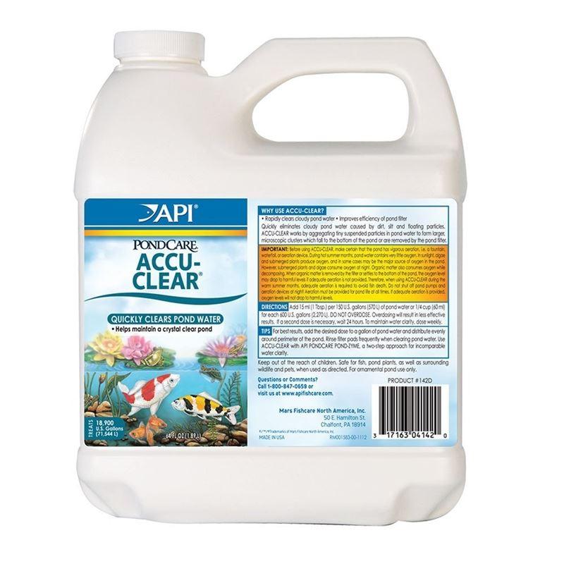 Pondcare 64 Oz Accu-Clear® Pond Clarifier