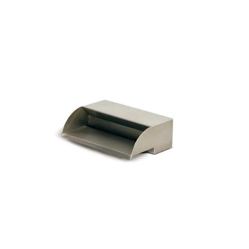 Scupper Waterfall Spillway, Stainless Steel