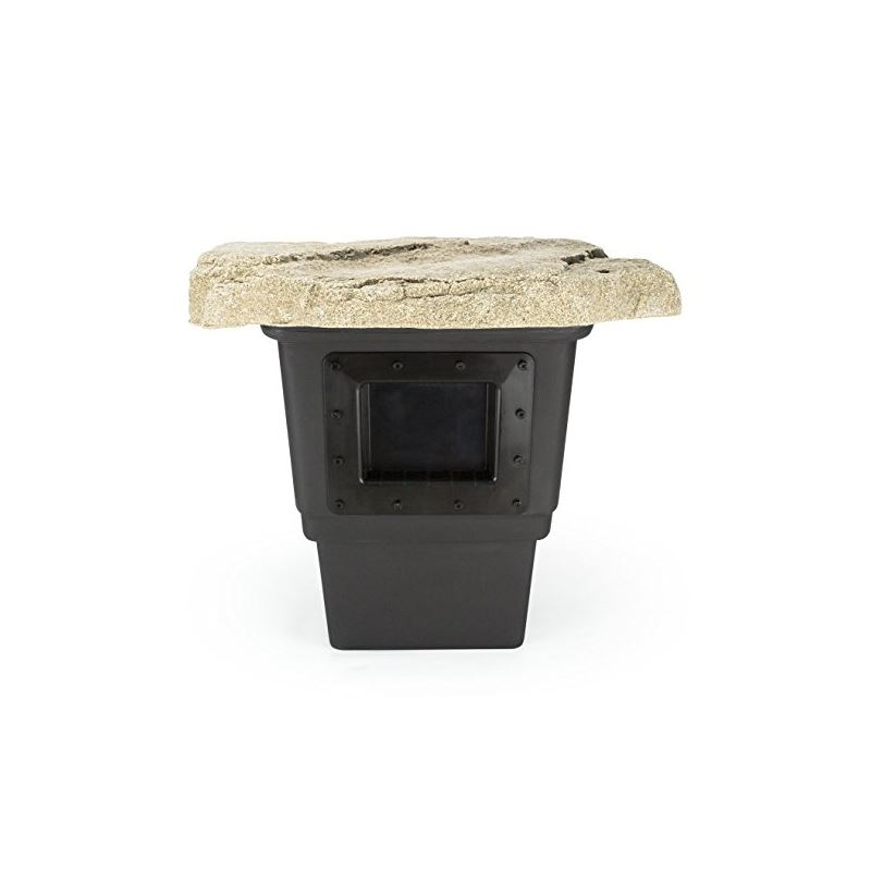 Call us 888 713 7771 signature series 400 pond skimmer for Pond skimmer filter
